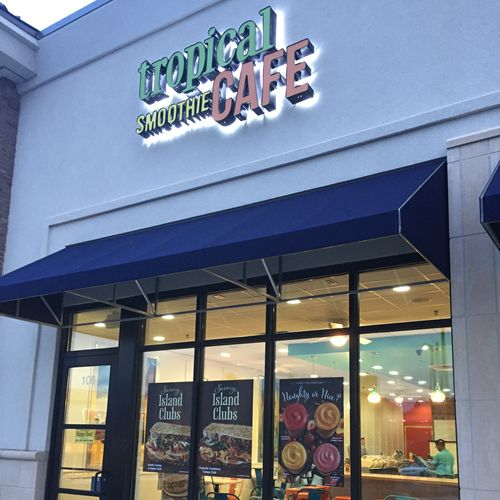 tropical smoothie cafe frisco