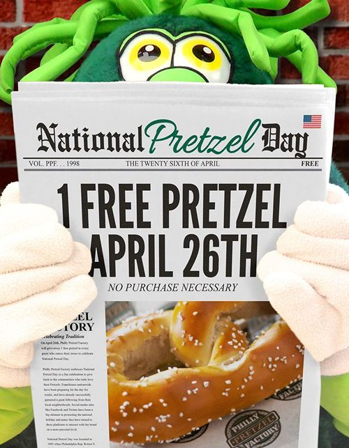 dining national pretzel wher