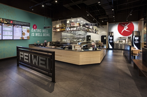 Pei wei debuts new design and dishes in tulsa for Asian cuisine restaurant tulsa
