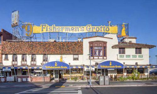 Restaurant Realty S World Renowned Fishermen Grotto 9