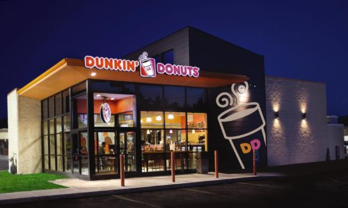 Dunkin Donuts Announces Plans For 65