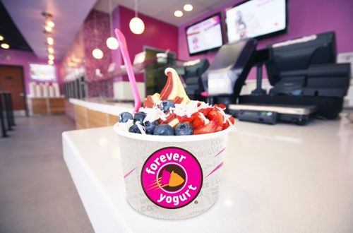 Forever Yogurt Swirls up a Sweet Deal for National Frozen Yogurt Day, February 6