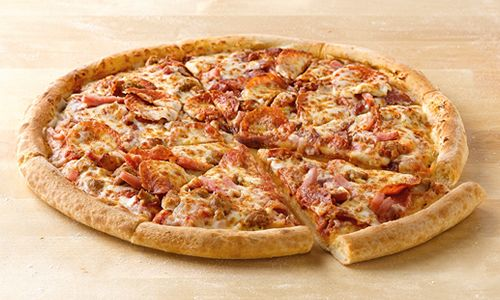 Ultimate Meats Pizza Returns to Papa John's Starting Lineup for Super Bowl