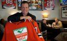 Aurelio's Pizza Announces Partnership with Former Chicago Blackhawks Player & Fan Favorite Jeremy Roenick
