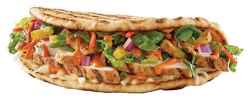 Tropical Smoothie Café Adds a Sweet and Spicy Kick to Toasted Flatbread Lineup