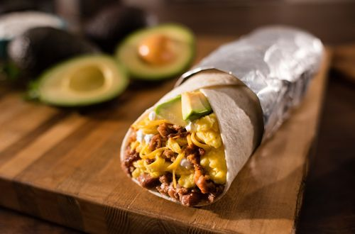 Del Taco Introduces Its Biggest Breakfast Burrito Ever