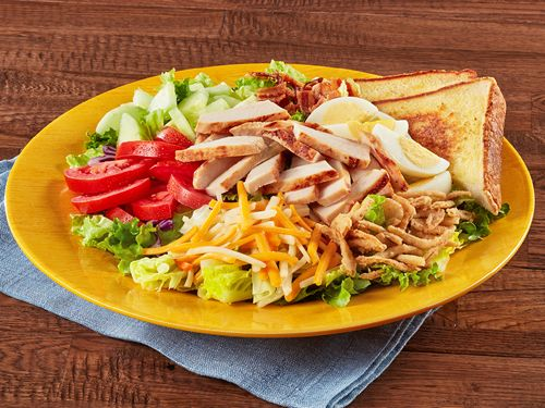 Zaxby S Promotes Grilled Cobb Zalad This Spring