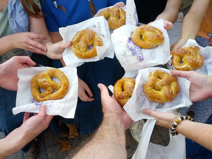 news national pretzel