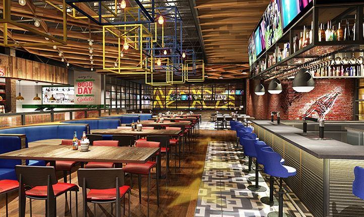 Main Event Entertainment Rolls Out New Food New Beverages
