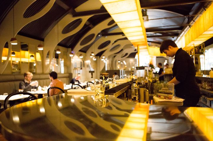 Counter Bar and Brasserie Vauxhall, London