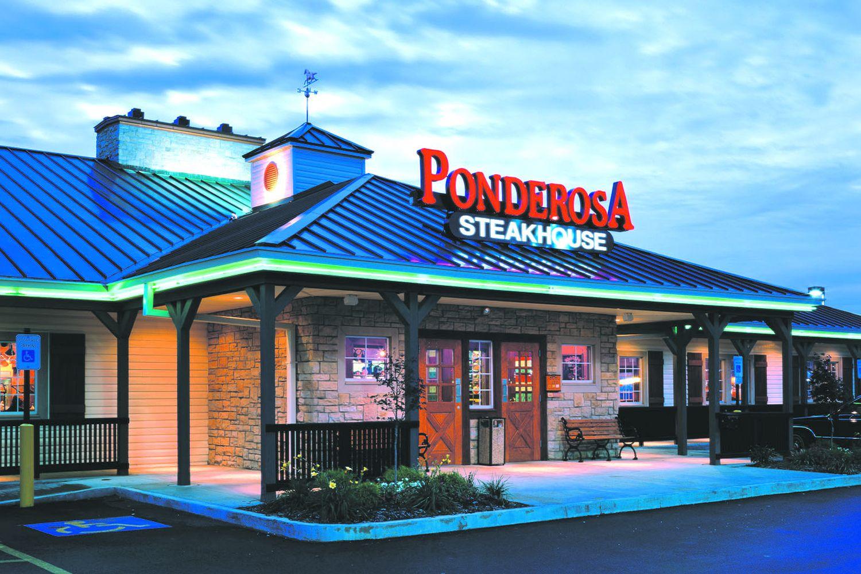 menu refresh at the iconic ponderosa and bonanza steakhouse brands gives several menu items. Black Bedroom Furniture Sets. Home Design Ideas