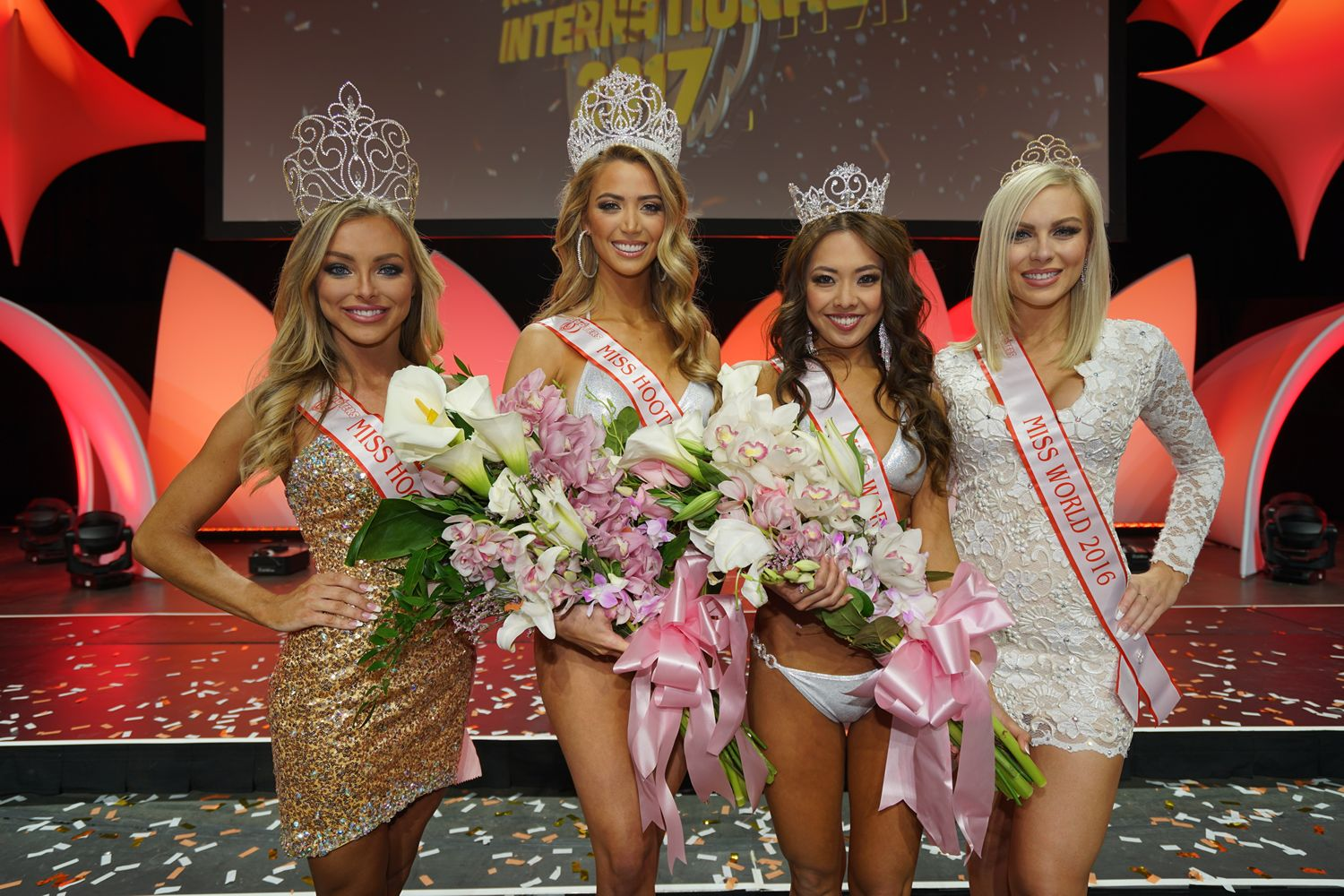 Chelsea Morgensen Crowned 2017 Miss Hooters International