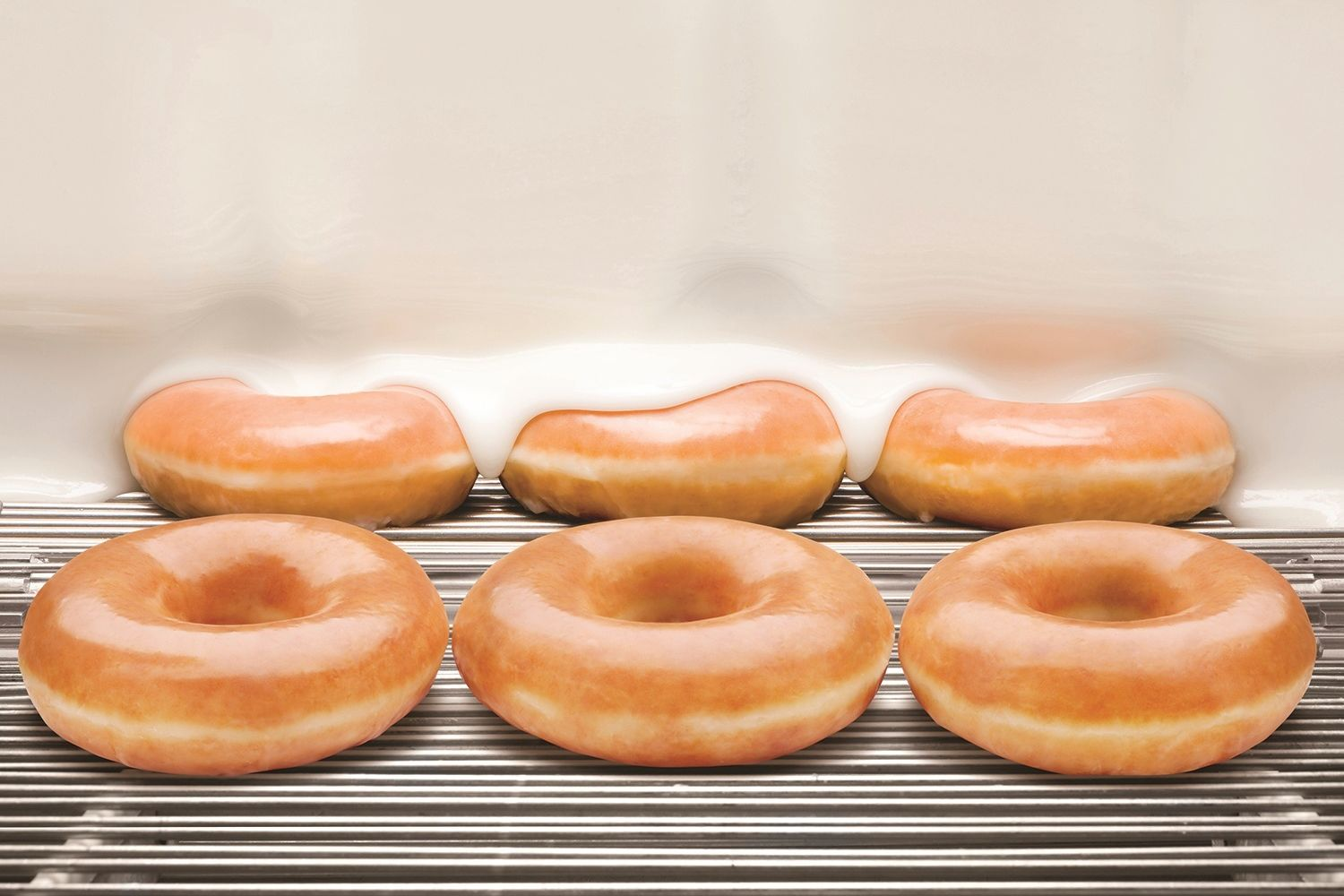 Krispy Kreme: Buy a dozen, get a dozen for 80 cents TODAY