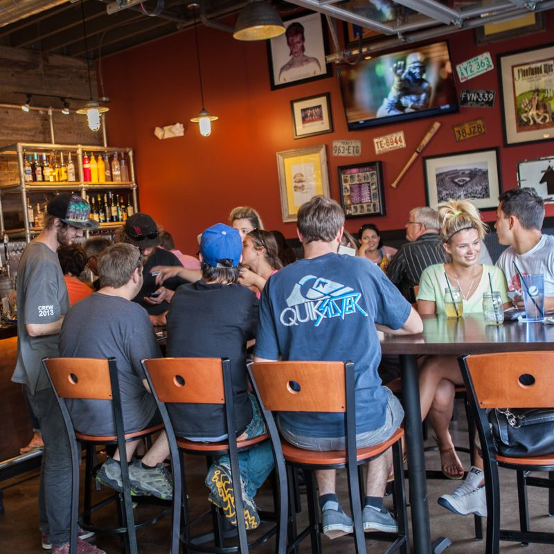 Bad Daddy's Burger Bar Opens Its Doors in McDaniel Village