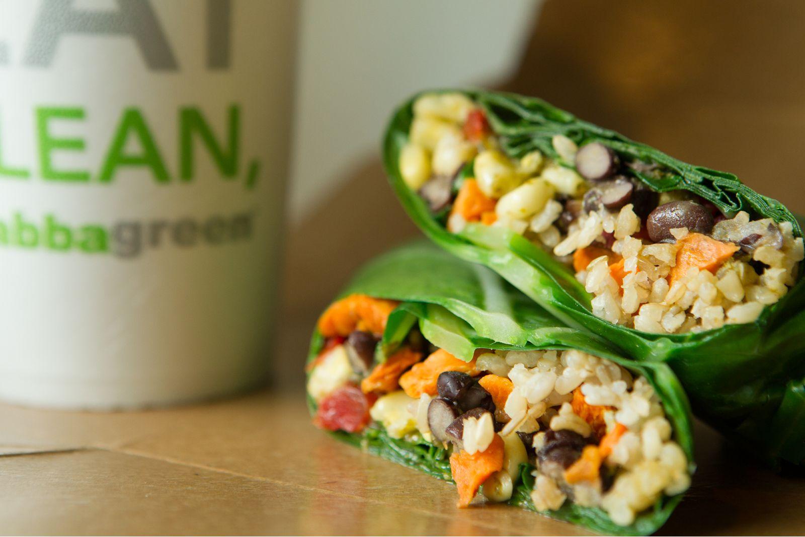 Popular Healthy Fast Food Restaurant Grabbagreen Opens In Addison