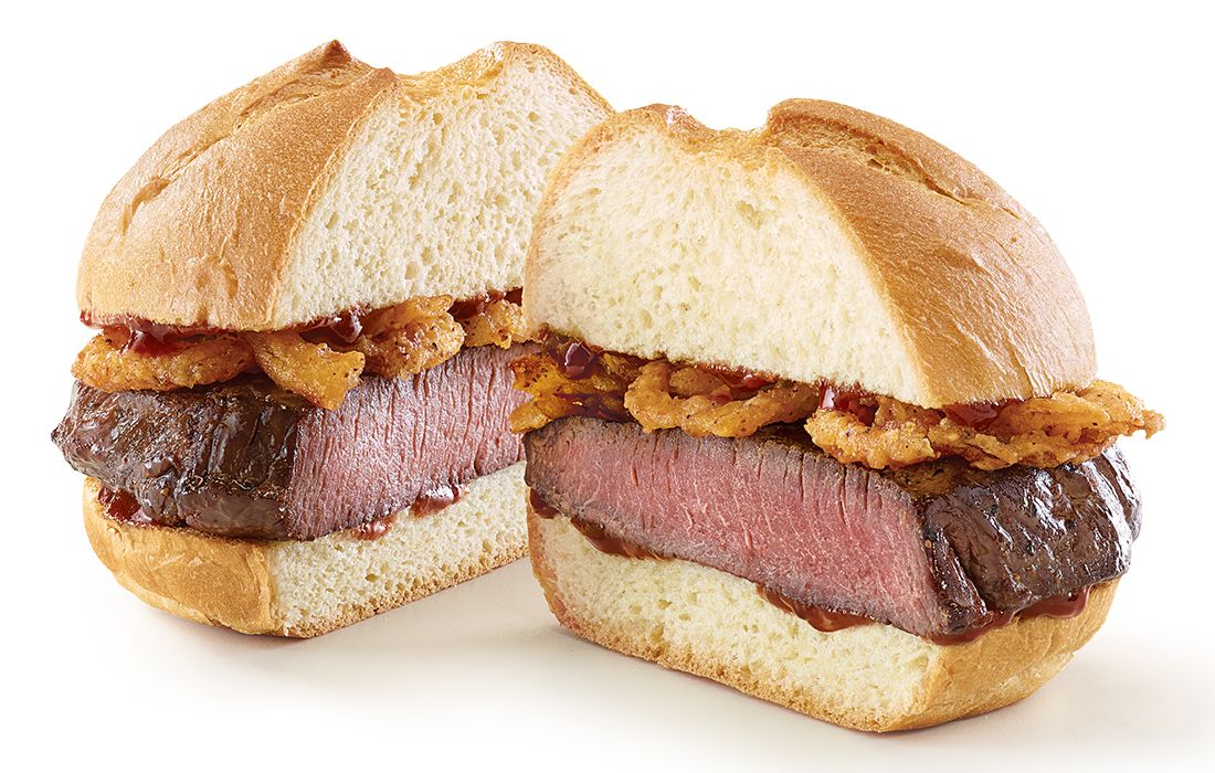 Arby's Wildly Popular Venison Sandwich to Return Nationwide October 21