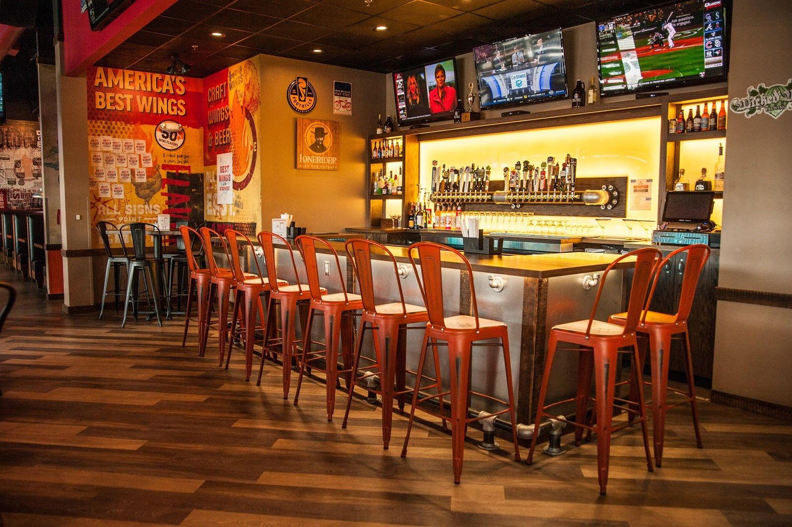 East Coast Wings + Grill Continues North Carolina Growth with New Signed Agreement