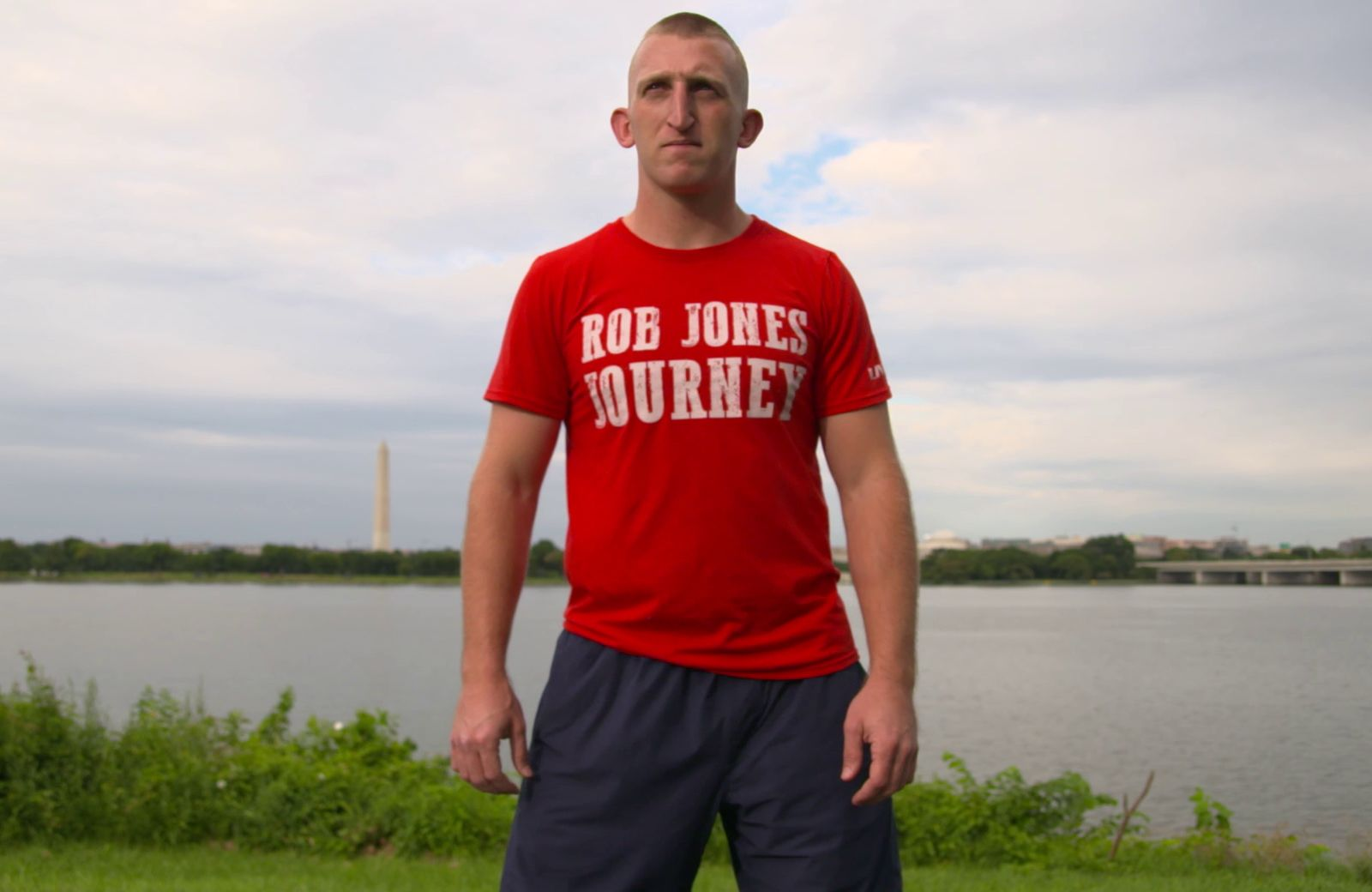 Main Event To Sponsor Rob Jones' Month Of Marathons