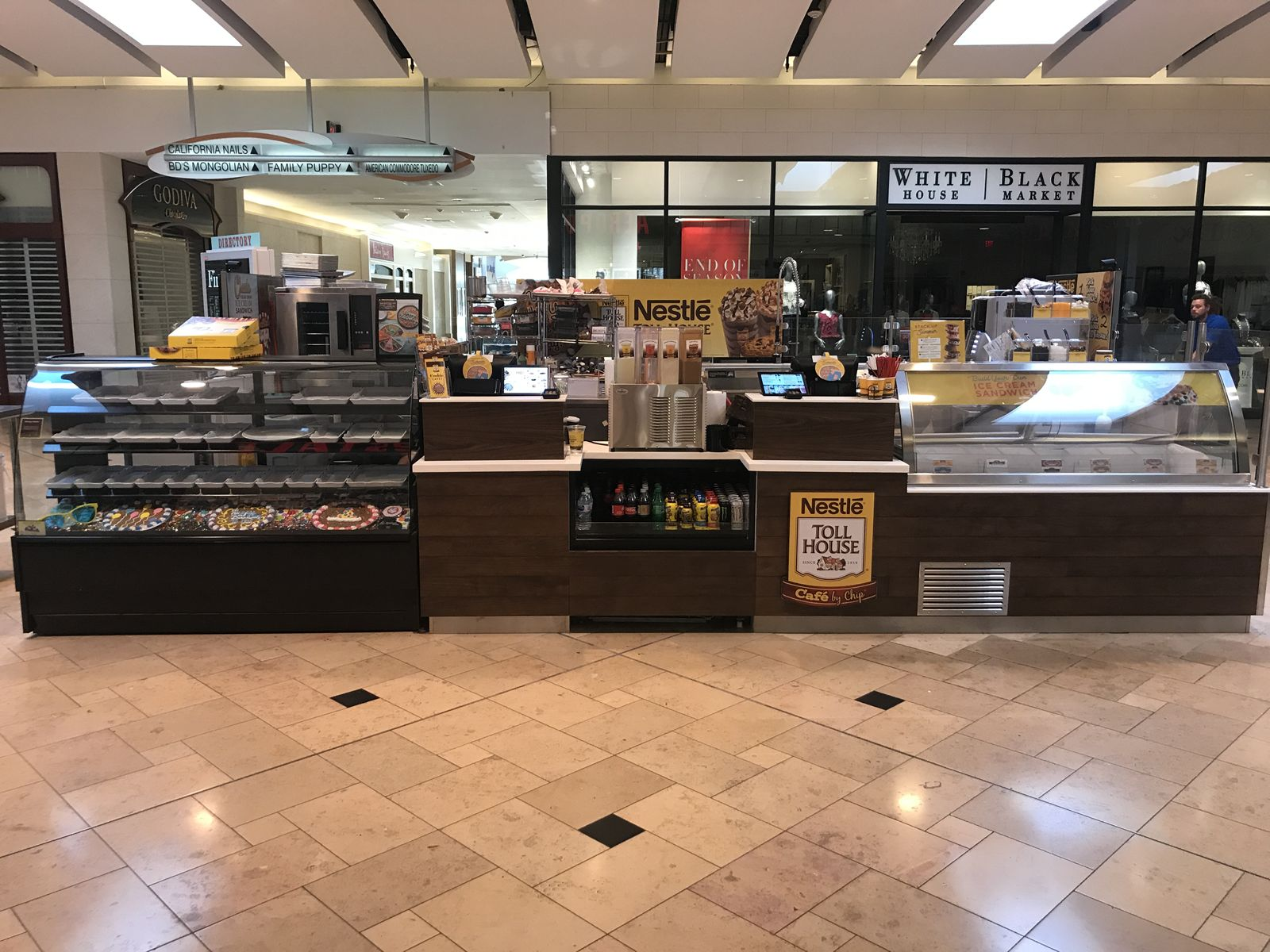 Ohio Welcomes First Nestlé Toll House Café by Chip