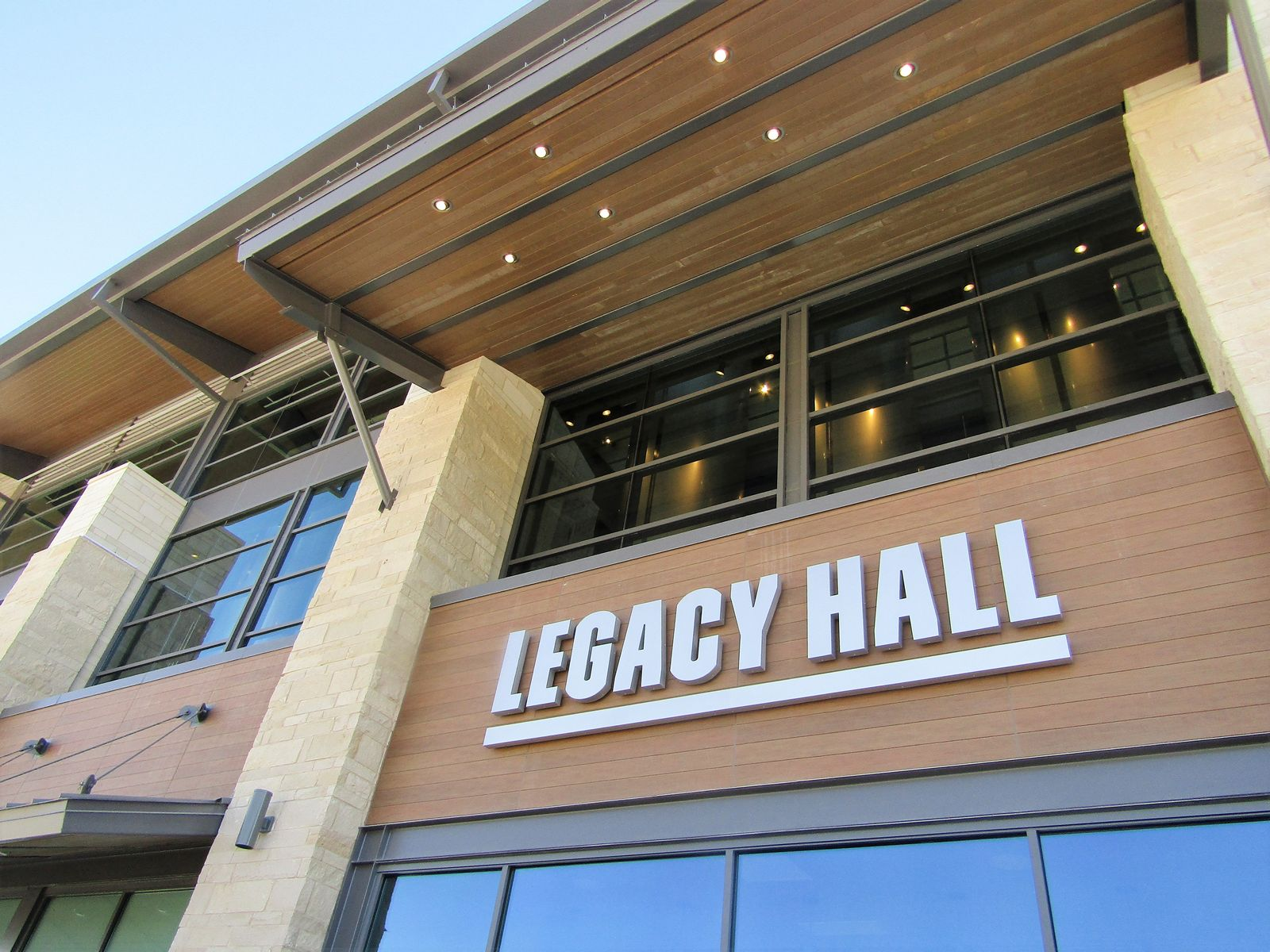 Legacy Hall Makes Highly Anticipated Debut