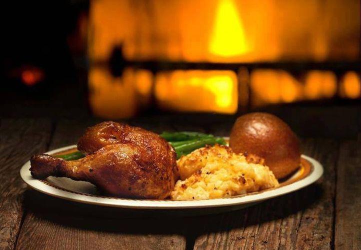Cowboy Chicken's Wood-Fired Rotisserie Chicken Returns to Sherman, TX on Dec. 7