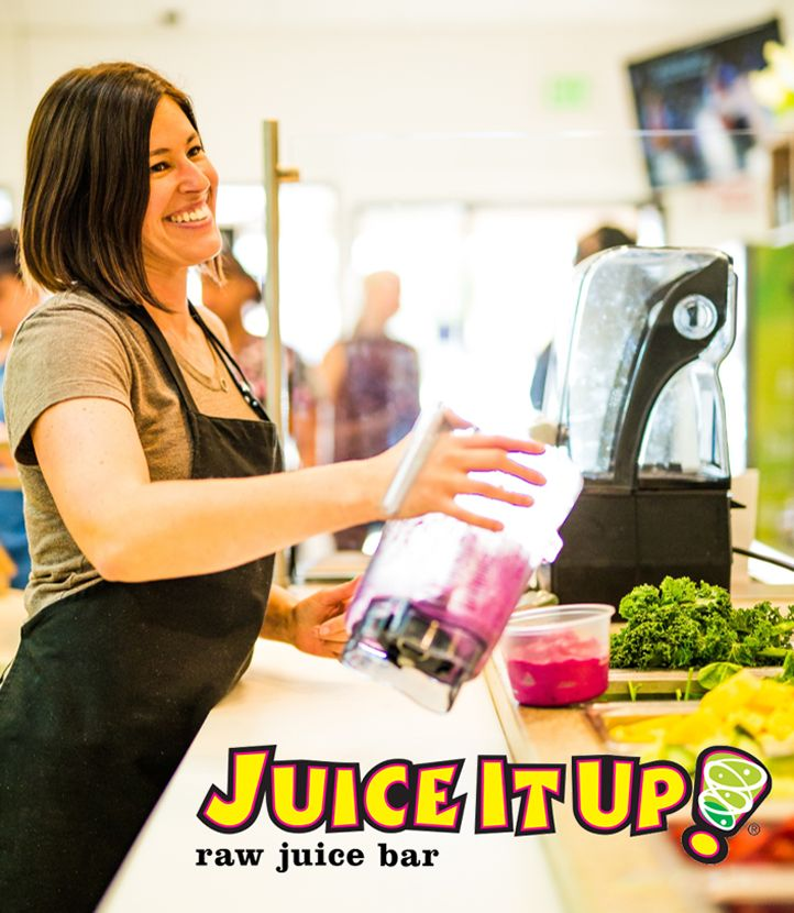 Juice It Up! Offering Exclusive Franchise Opportunities in Florida