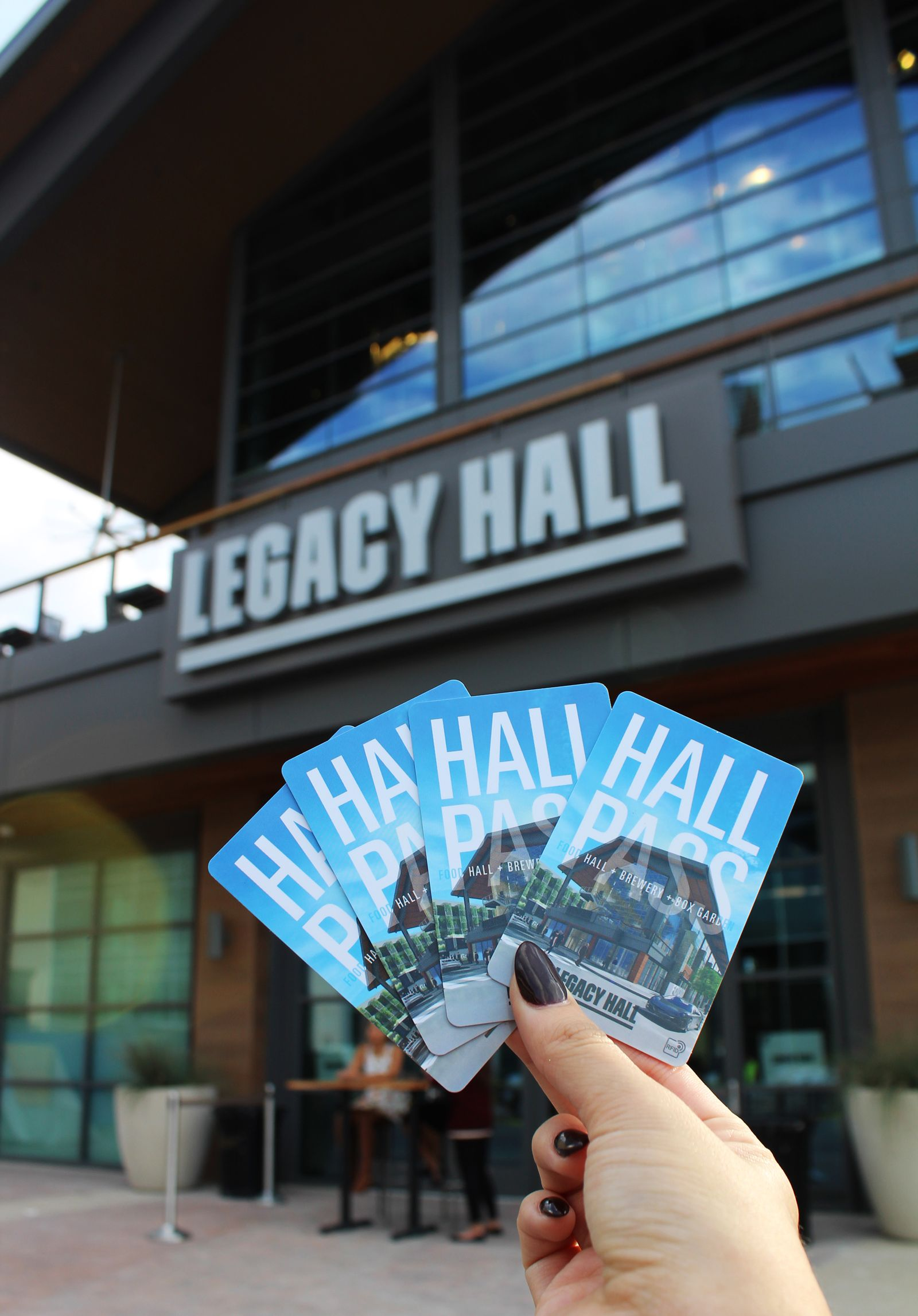 Legacy Hall Makes Highly Anticipated Debut Wednesday
