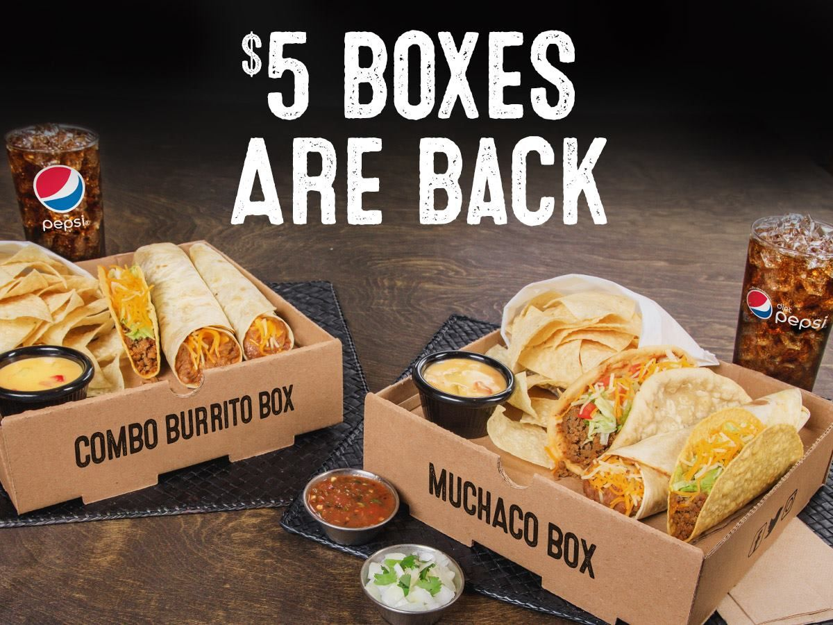 Buenoheads, Rejoice! Taco Bueno Brings Back $5 Fan Favorite
