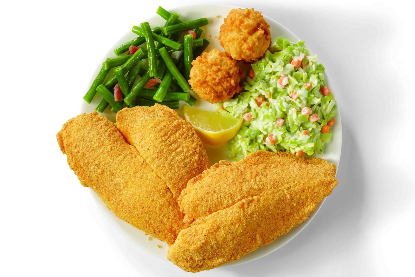 Captain D's Raises the Bar on Seafood with Flounder Feast this Lenten Season