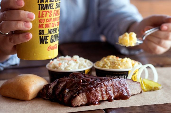 Local Father-Son Duo Bring Dickey's Barbecue Pit to Muskegon