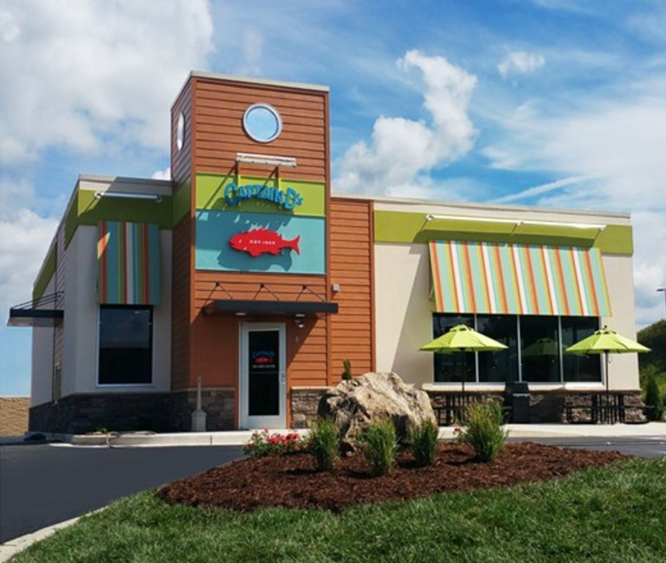 Captain D S Inks Two Franchise Development Agreements To