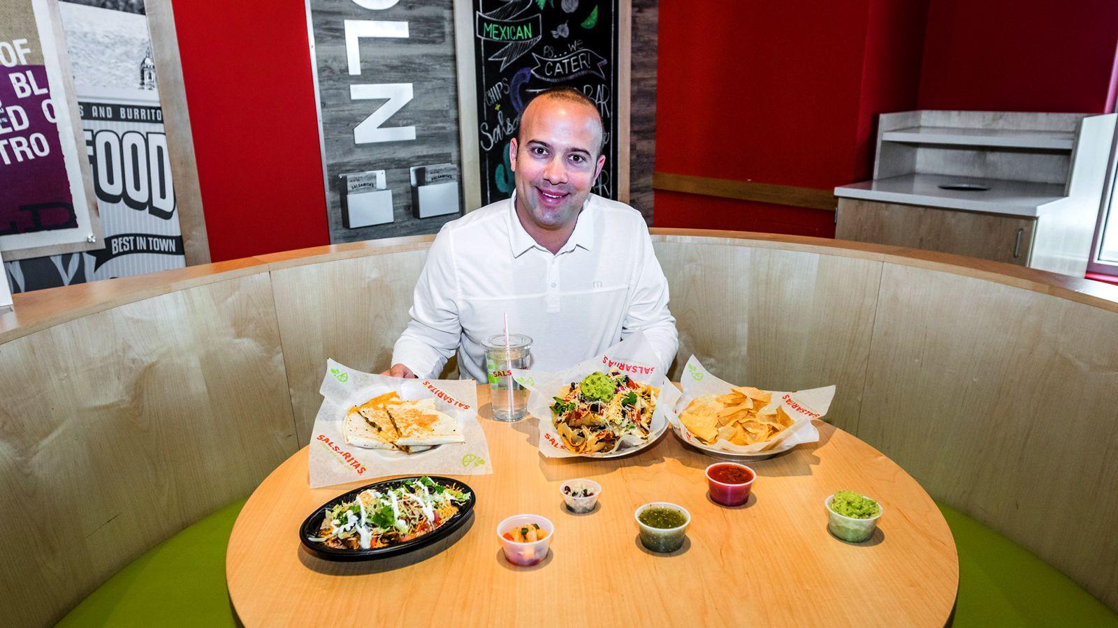 Salsarita's Fresh Mexican Grill is Thrilled to Partner with Top Restaurant Operator Ryan Funke in Nebraska
