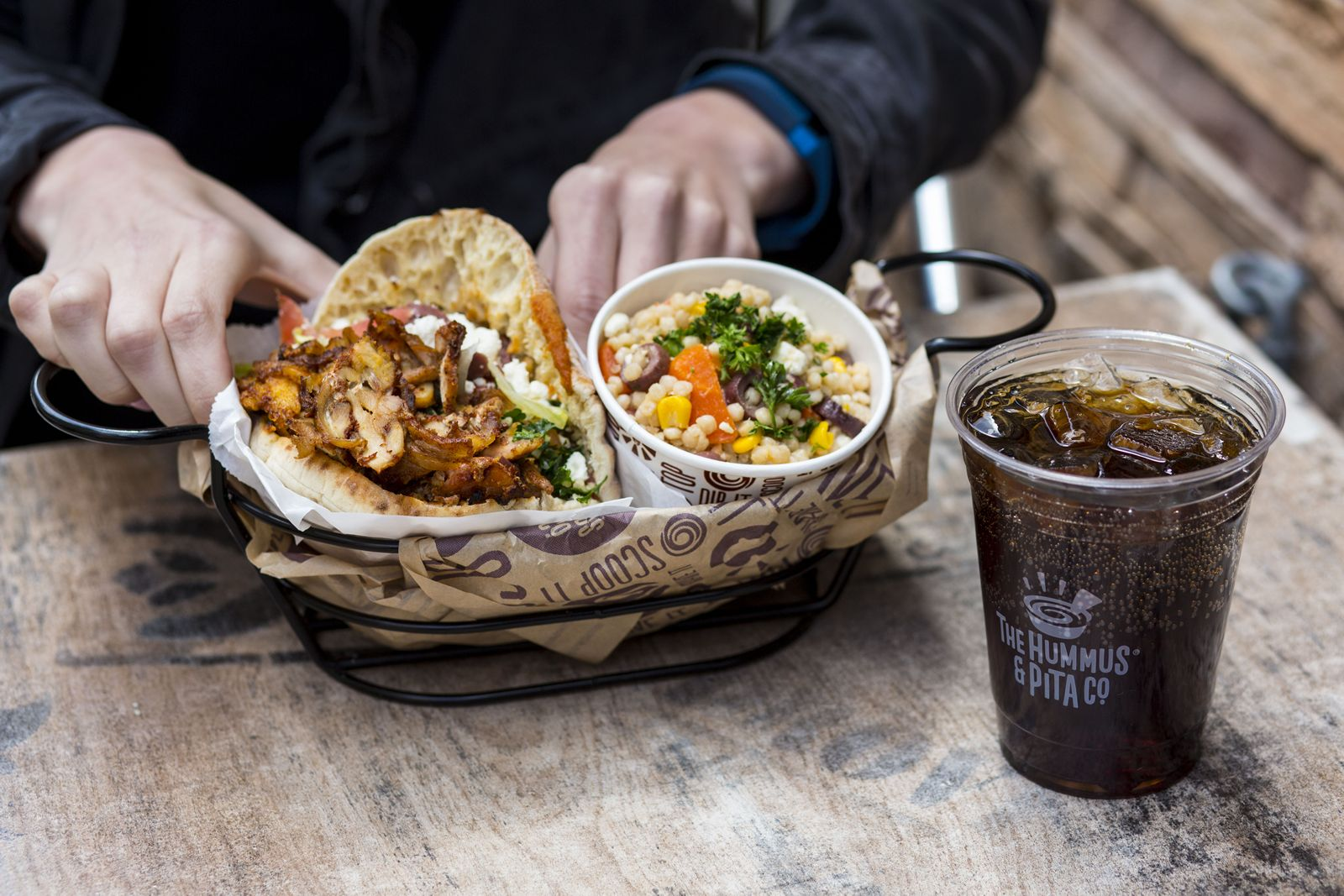 The Hummus & Pita Co., the fastest growing Mediterranean concept in the U.S., has announced a bicoastal expansion that will bring 3 stores to Los Angeles before year's end.