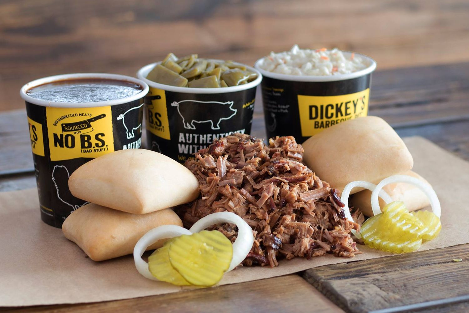 Local Franchisee Brings Dickey's Barbecue Pit to Annapolis