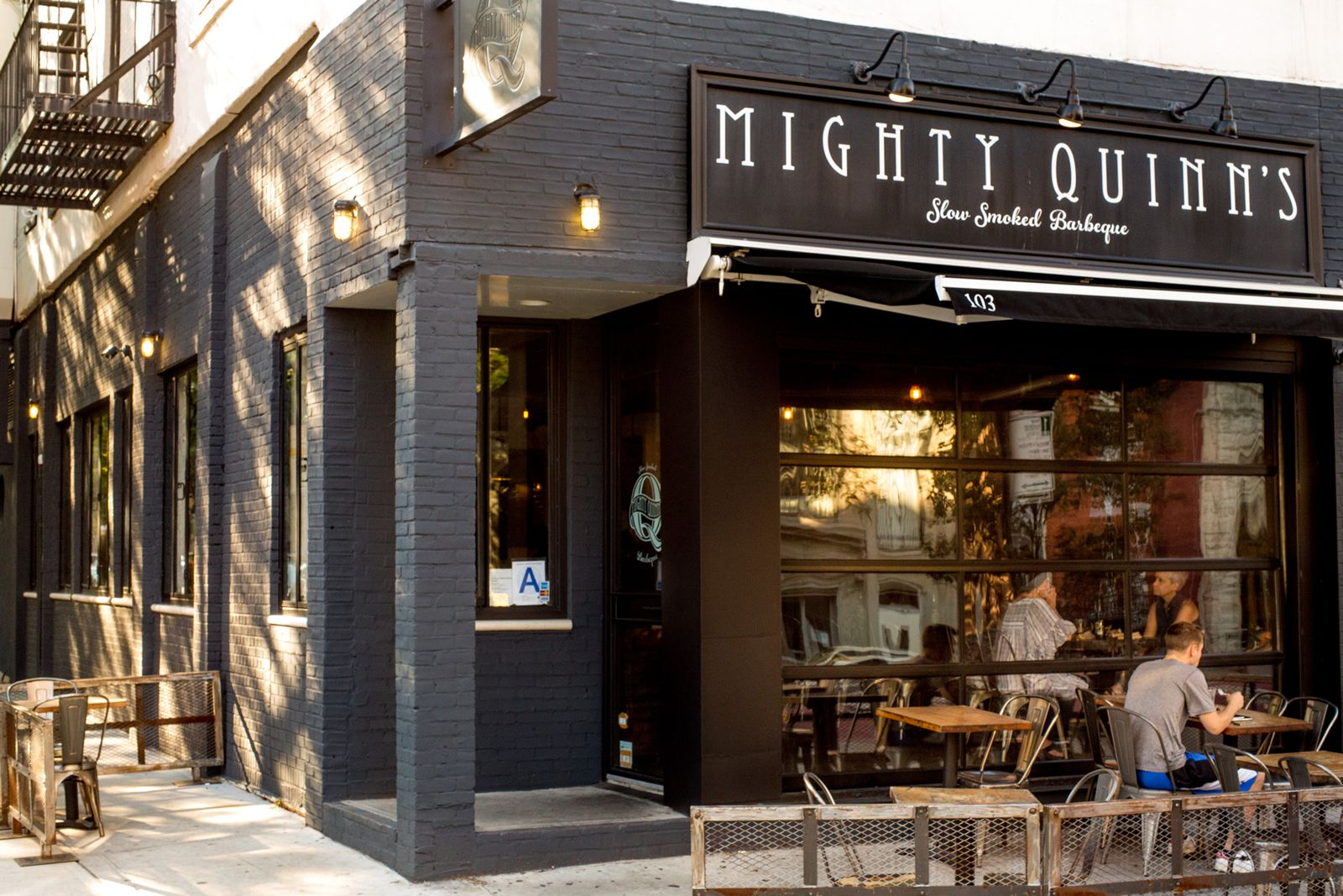 After Defining Urban Bbq In New York City Mighty Quinn S