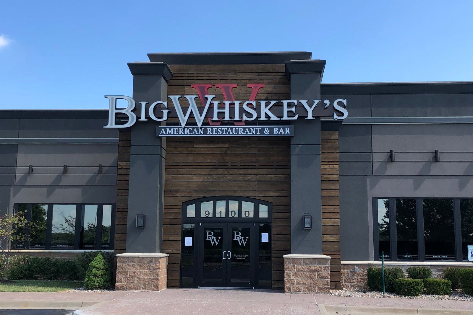 Grand Opening Set For Big Whiskey S American Restaurant