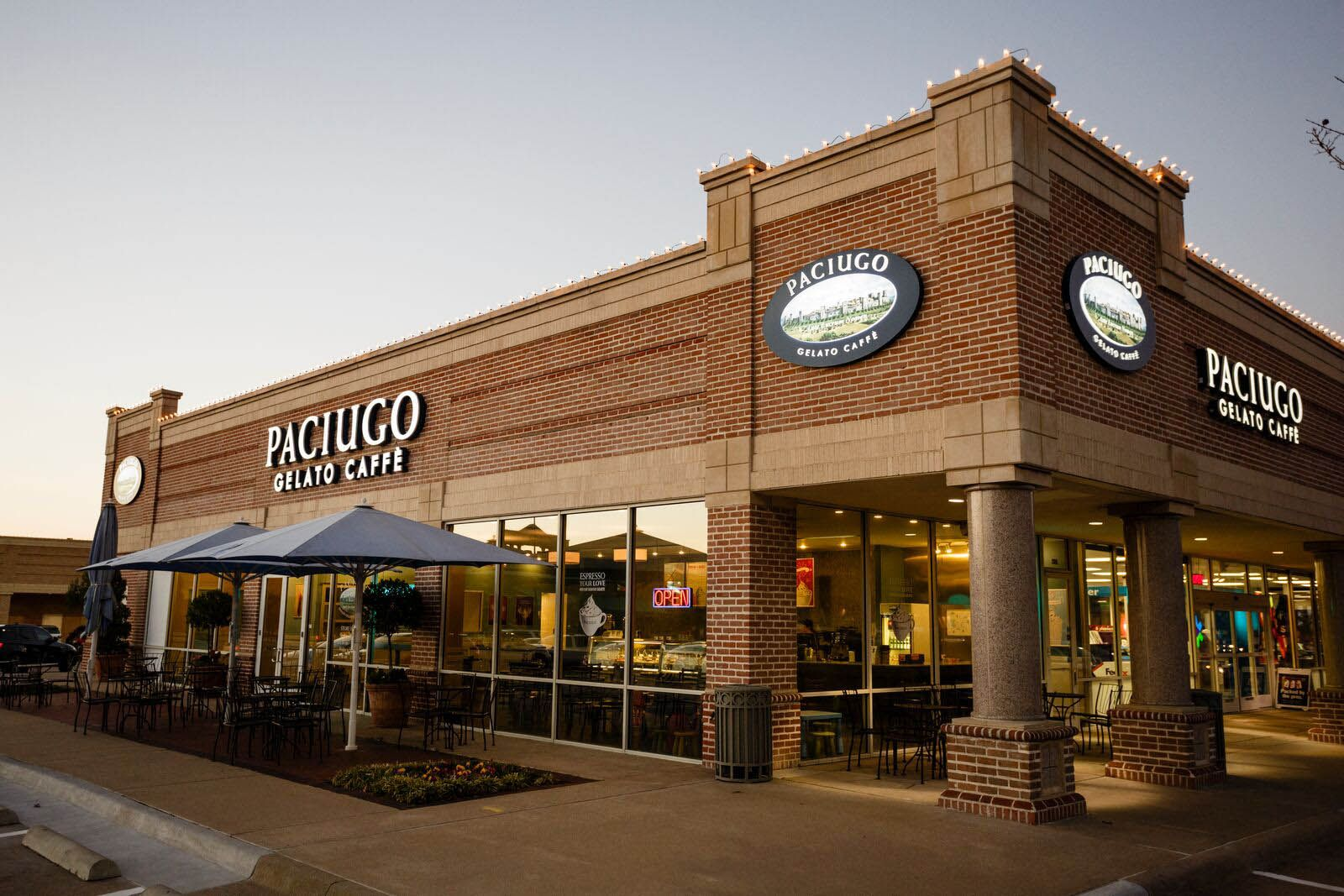 Paciugo Gelato Caffe Acquired by Dallas-based Sinelli Concepts International