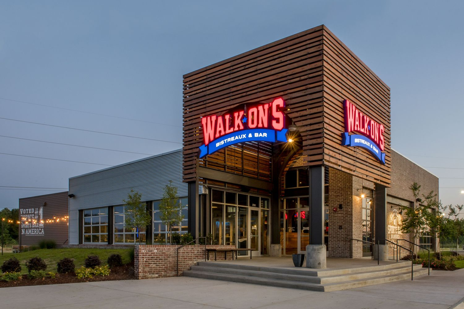 Walk-On's Prepares to Open 1st Mississippi Restaurant in Hattiesburg