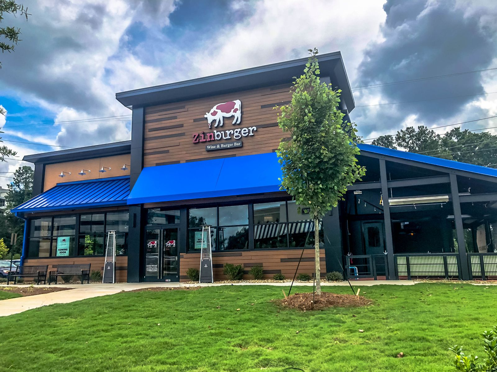 Zinburger Wine & Burger Bar Opens Second Atlanta Location With Perimeter Grand Opening on September 18, 2018