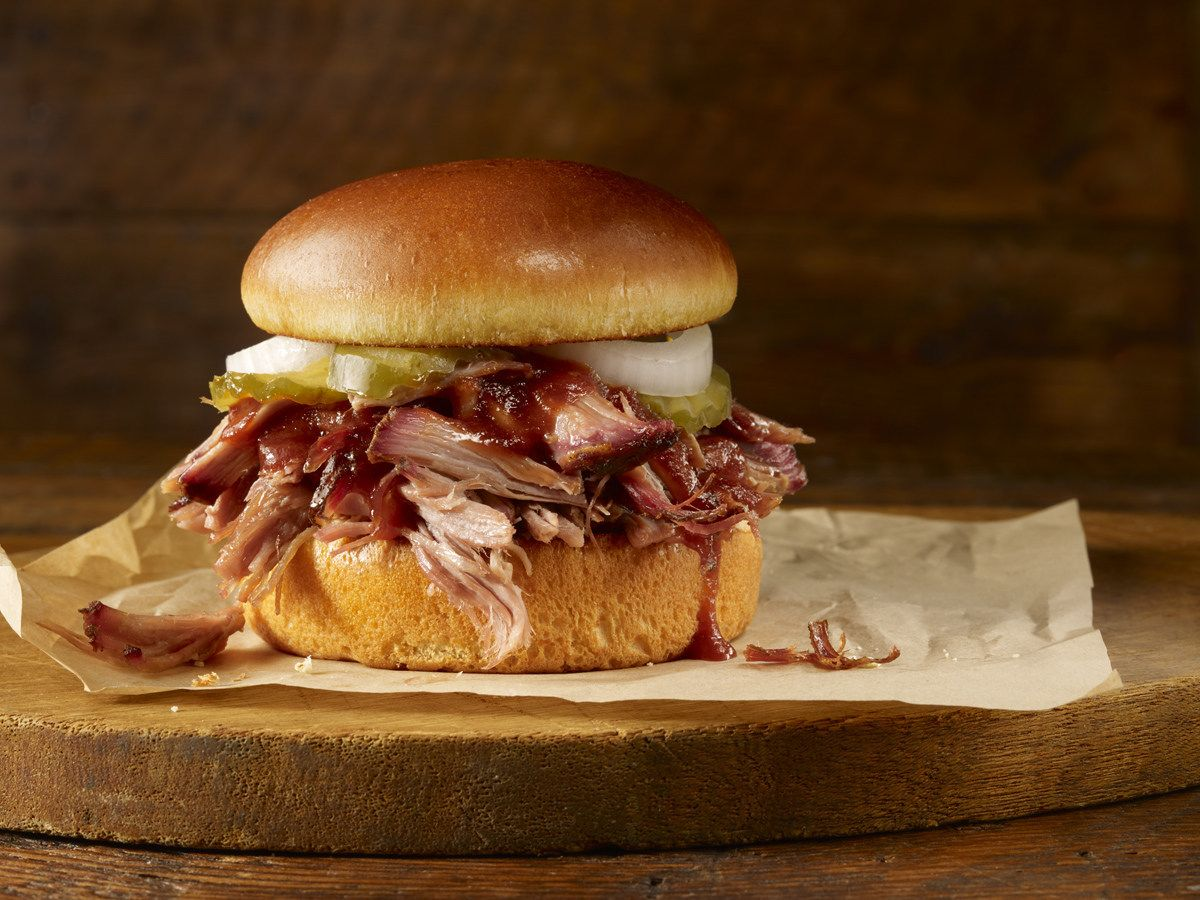 Celebrate National Pulled Pork Day at Dickey's