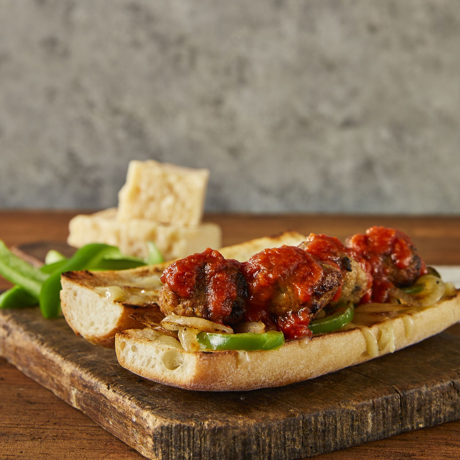B.GOOD Introduces Eggplant Meatball Sub in Time for Winter Months