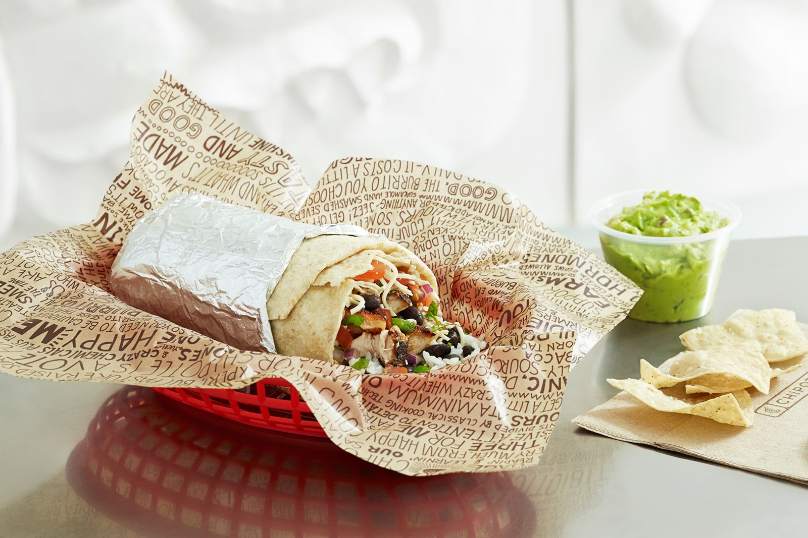 Chipotle Salutes Veterans With Special BOGO Deal On Nov. 11
