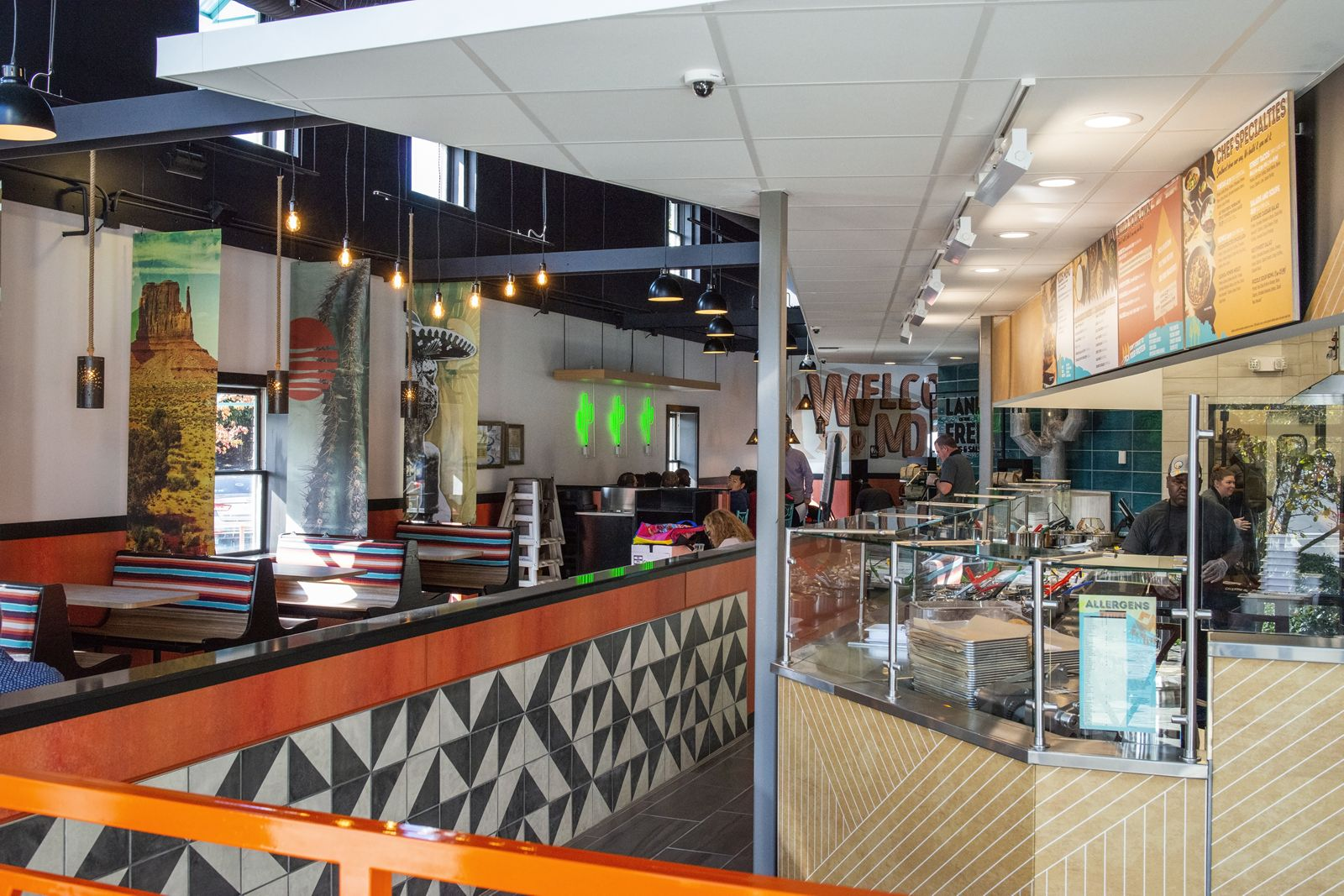 "Moe's Southwest Grill Unveils ""The Oasis,"" a New Prototype and Test Restaurant in Atlanta, GA"