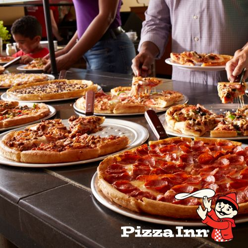 Pizza Inn Makes Its Fayetteville Debut