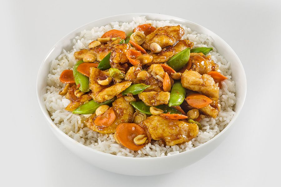 Pei Wei Asian Kitchen Kung Pao