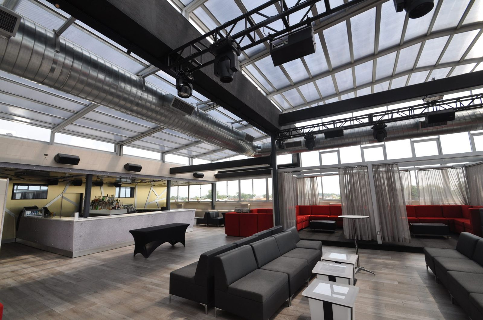 Roll-A-Cover's Retractable Roof Enclosures in the Boroughs