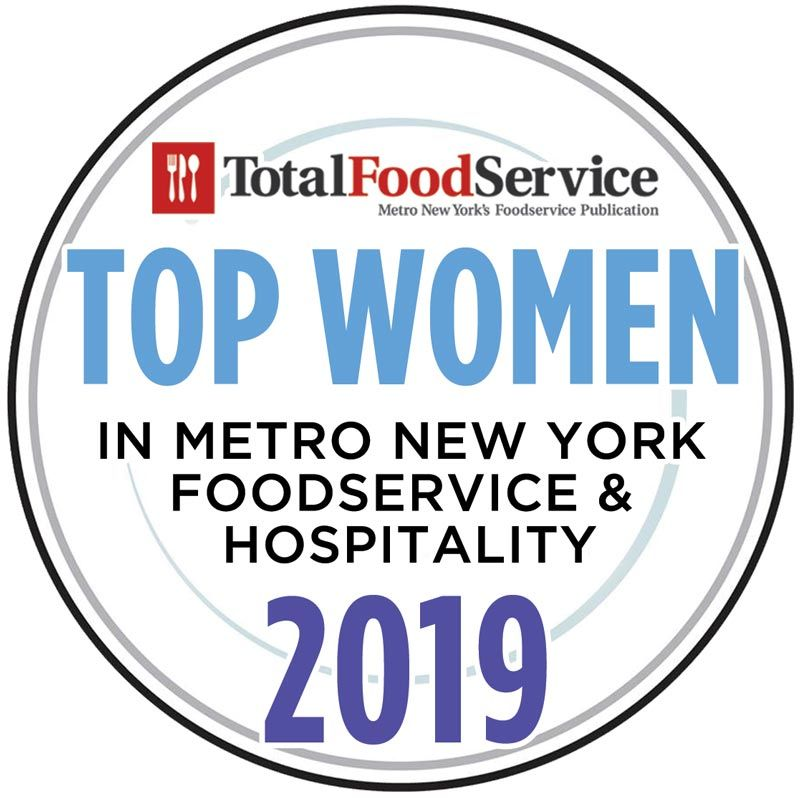 Total Food Service Announces 2019 Top Women In Metro New York Foodservice and Hospitality