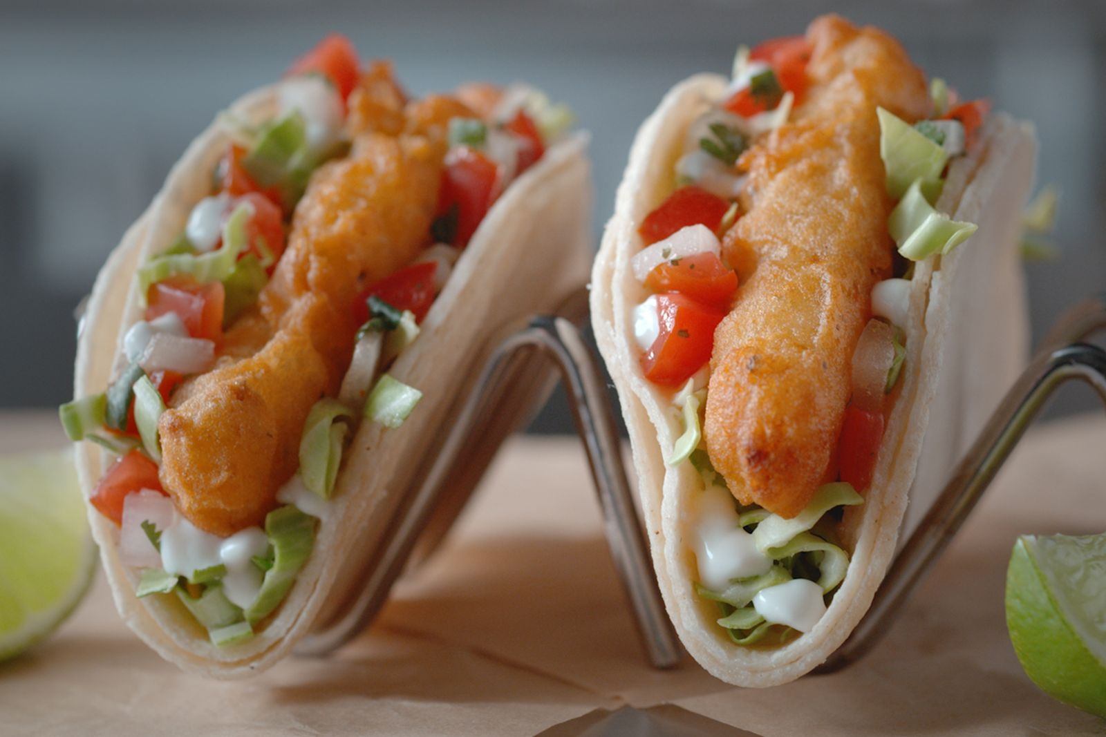Del Taco Dives Back Into Seafood Season With 2 for $4 Beer Battered Fish Tacos and the Return of Jumbo Shrimp