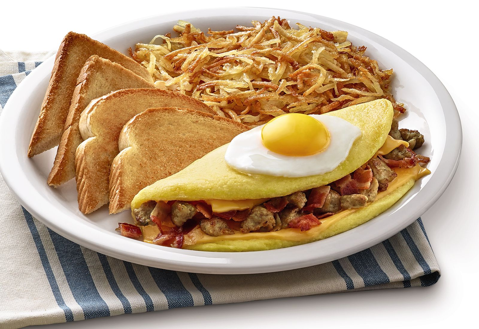 Denny's Brings Even More Value And Flavor To Breakfast Favorites