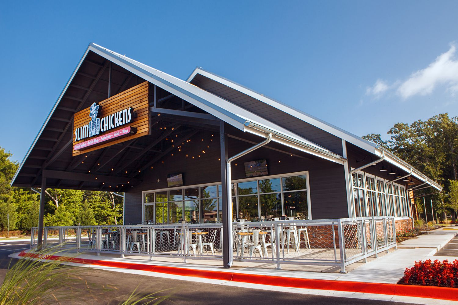 Slim Chickens Opens in Bentonville, Arkansas; Continues Home State Expansion